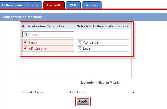 Cyberoam Integratation with Active Directory | UC Lord